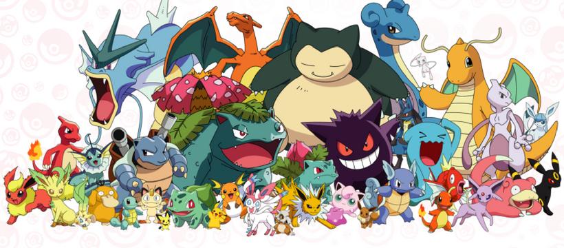 Coloriage Pokemon Vous Souhaitez Divertir Vos Enfants